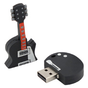 4GB Guitar USB Flash Drive