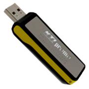 4GB LED Glow USB Drive 600