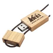 4GB Blocco USB Flash Drive