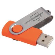 8GB Folding USB 2.0 Flash Drive