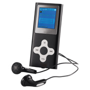 Mack MP3 Player - 4GB