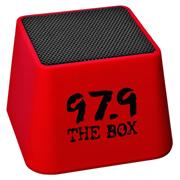 Mini Bluetooth Cube Speaker