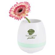 Green Thumb Flower Pot Bluetooth Speaker
