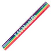 Rainbow Slap Bracelet