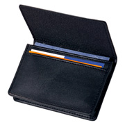 Expandable Business Card Holder