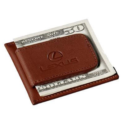Cutter & Buck Money Clip Card Case