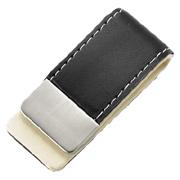 PU Leatherette Money Clip
