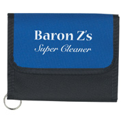 Wallet With Split Ring