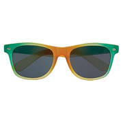 Soft Feel Color Blend Sunglasses