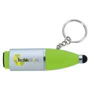 Twist Tech Keychain