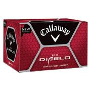 Callaway HX Diablo Golf Balls