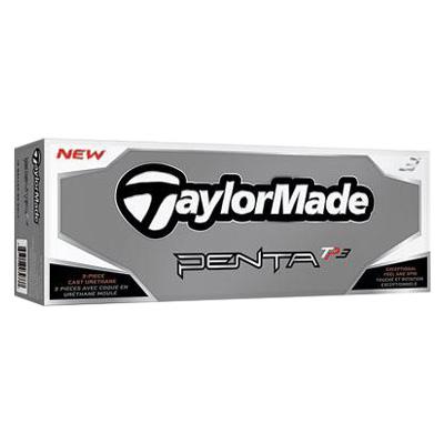 TaylorMade Penta TP3 Golf Balls