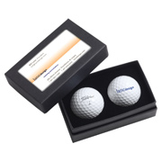 Titleist 2-Ball Business Card Box - DT TruSoft