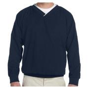 Harriton Adult Microfiber Wind Shirt