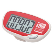 Easy Read Step Count Pedometer