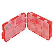 Multi-Storage Pill Box