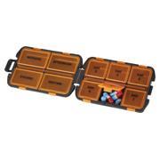 BRIGHTtravels 10-Day Medicine Container