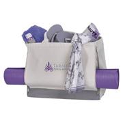 Yoga Retreat Cotton Tote