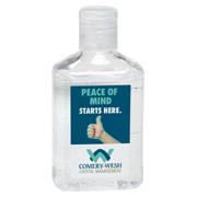 Defender 3.4 oz. Hand Sanitizer With Vitamin E