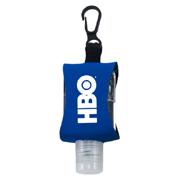 0.5 oz. Hand Sanitizer Gel in Neoprene Case
