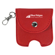 Leatherette Pouch For Hand Sanitizer