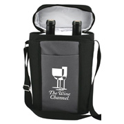 Double Wine Bottle Insulated Bag