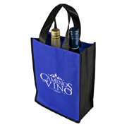 Duet Two-Bottle Wine Tote