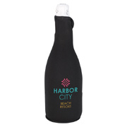 Champagne Bottle Koozie Kooler