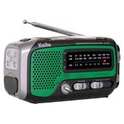 Kaito Voyager Trek Solar/Crank AM/FM/SW NOAA Weather Radio