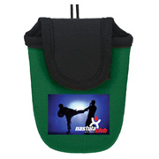 Curly Electronic Holder With Lanyard