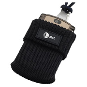 Cell Phone Sock With Cord Lanyard