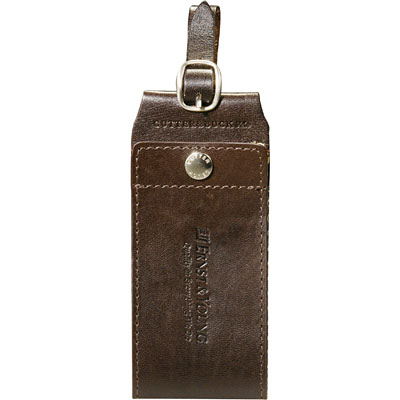 Cutter & Buck American Classic Leather ID Tag