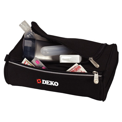 Currency Toiletry Kit