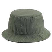 Garment Washed Cotton Twill Bucket Hat