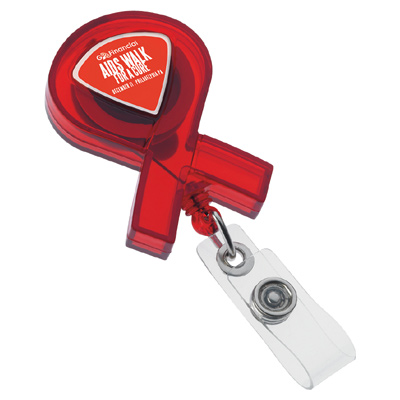 Ribbon Badge Holder