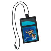 Cool Wave Neck Wallet