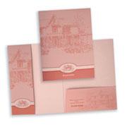 The Original Two Pocket Folder