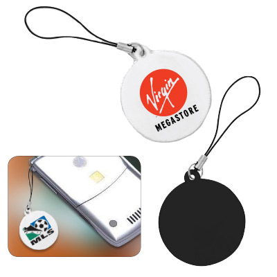 Cleaner Cell Phone Charm